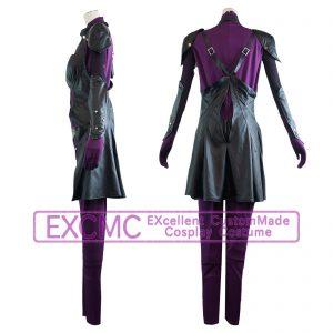 fate grand order スカサハ 第3段階 風 コスプレ衣装9