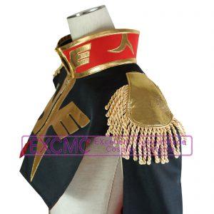 機動戦士ガンダム ランバ・ラル 風 コスプレ衣装5