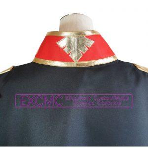 機動戦士ガンダム ランバ・ラル 風 コスプレ衣装6