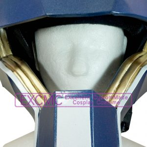 機動戦士ガンダムSEED DESTINY キラ・ヤマト ヘルメット 風 コスプレ用アイテム7