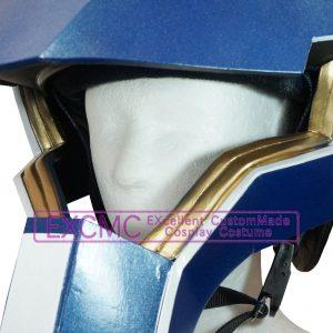 機動戦士ガンダムSEED DESTINY キラ・ヤマト ヘルメット 風 コスプレ用アイテム8
