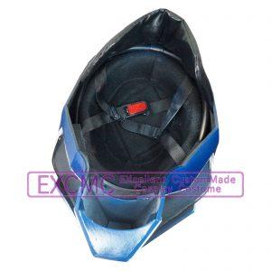 機動戦士ガンダムSEED DESTINY キラ・ヤマト ヘルメット 風 コスプレ用アイテム9