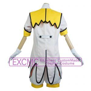 美男高校地球防衛部LOVE! 鳴子硫黄(なるこいお) バトラヴァ・サルファー 風 コスプレ衣装2