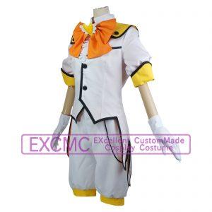 美男高校地球防衛部LOVE! 鳴子硫黄(なるこいお) バトラヴァ・サルファー 風 コスプレ衣装3