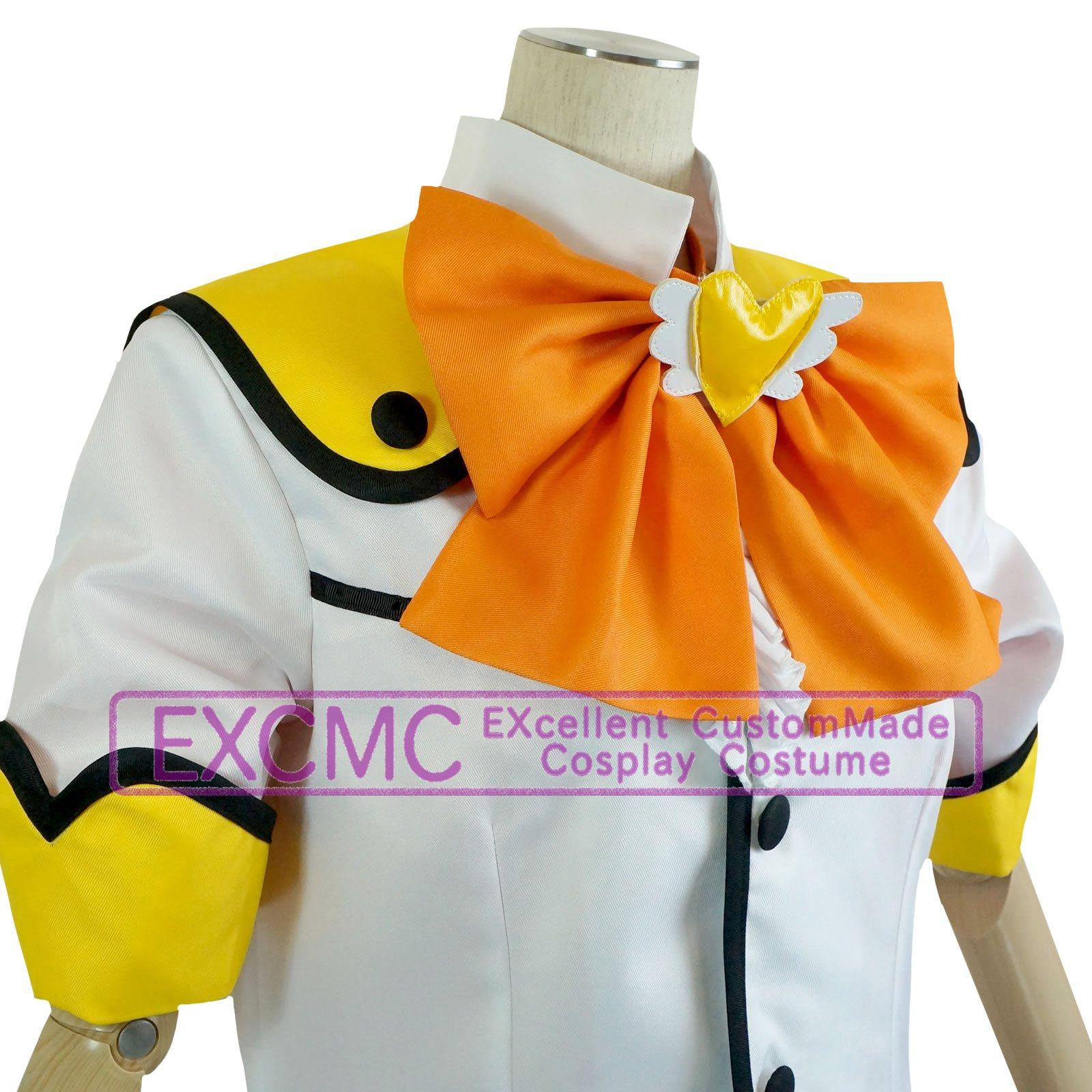 美男高校地球防衛部LOVE! 鳴子硫黄(なるこいお) バトラヴァ・サルファー 風 コスプレ衣装4