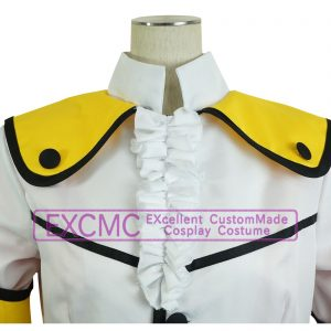 美男高校地球防衛部LOVE! 鳴子硫黄(なるこいお) バトラヴァ・サルファー 風 コスプレ衣装5