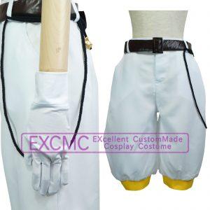 美男高校地球防衛部LOVE! 鳴子硫黄(なるこいお) バトラヴァ・サルファー 風 コスプレ衣装6