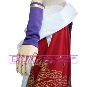 ザ・キング・オブ・ファイターズ14 ギース・ハワード 風 コスプレ衣装5