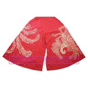 ザ・キング・オブ・ファイターズ14 ギース・ハワード 風 コスプレ衣装6