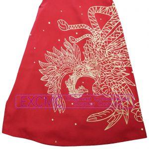 ザ・キング・オブ・ファイターズ14 ギース・ハワード 風 コスプレ衣装8