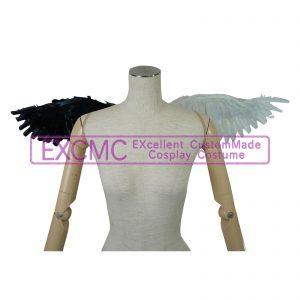 ギルティギア ディズィー天使の翼 風 コスプレ用アイテム1