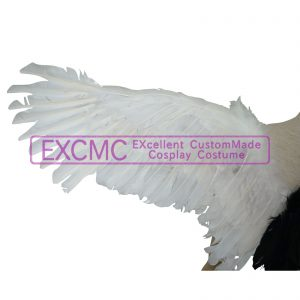 ギルティギア ディズィー天使の翼 風 コスプレ用アイテム7
