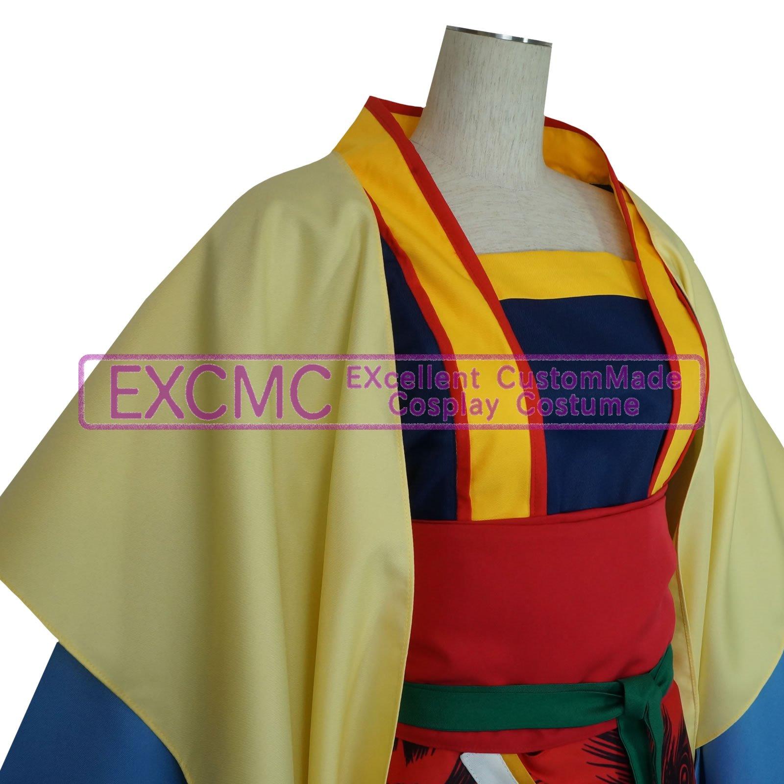 ふしぎ遊戯 柳宿(ぬりこ) キャラクターズ・ヴォーカル・コレクション5 風 コスプレ衣装9