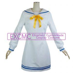 オリジナル ワンピース女子制服風 コスプレ衣装
