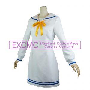 オリジナル ワンピース女子制服風 コスプレ衣装3