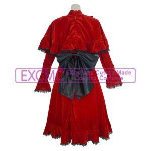 ローゼンメイデン 真紅風 コスプレ衣装2