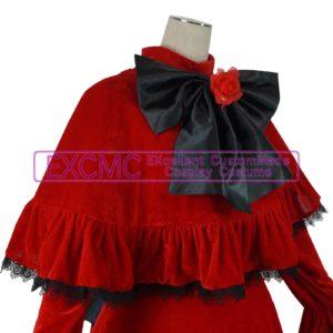 ローゼンメイデン 真紅風 コスプレ衣装7