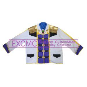 Fate Grand Order ゴルドルフ・ムジーク 軍服 風 コスプレ衣装