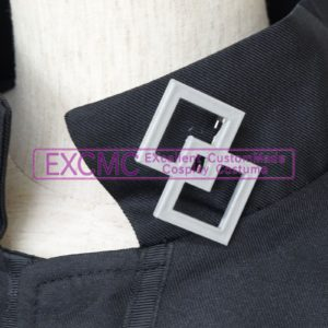 Fate Grand Order ぐだ男 魔術礼装 極地用カルデア制服 風 コスプレ衣装6