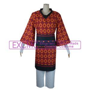 タイヨウのくに・ツキのくに 風 コスプレ衣装(2着)10