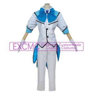美男高校地球防衛部LOVE! 由布院煙 (ゆふいんえん) バトラヴァ・セルリアン 風 コスプレ衣装
