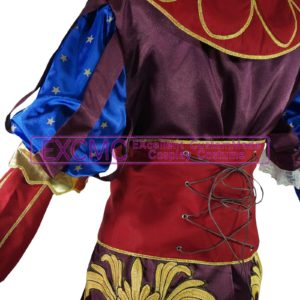 Fate Grand Order レオナルド・ダ・ヴィンチ 風 コスプレ衣装_11
