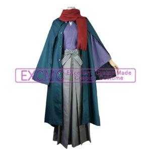 Fate Grand Order 岡田以蔵 風 コスプレ衣装