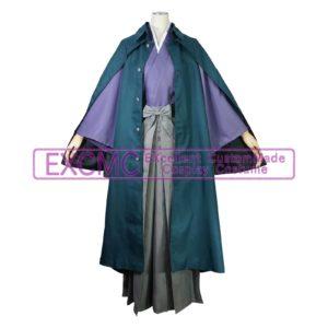 Fate Grand Order 岡田以蔵 風 コスプレ衣装_4