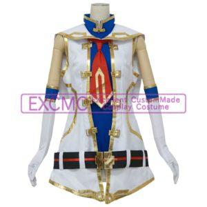 ガンダムEXA セシア・アウェア セーラーモデル 風 コスプレ衣装