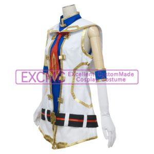 ガンダムEXA セシア・アウェア セーラーモデル 風 コスプレ衣装_1