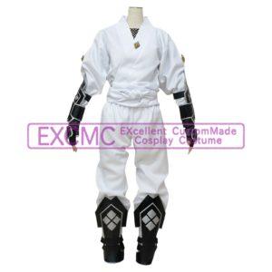 忍者戦隊カクレンジャー ニンジャホワイト 鶴姫 風 コスプレ衣装