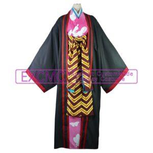 煉獄に笑う 曇阿国(くもうおくに) 風 コスプレ衣装