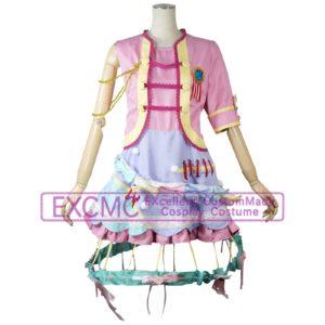 VOCALOID 色偸るセカイの鉛姫 エンプレス=フィロ=ザマ 風 コスプレ衣装