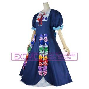 VOCALOID 色偸るセカイの鉛姫 鉛姫リーディア 風 コスプレ衣装