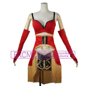 #コンパス 戦闘摂理解析システム マリア=S=レオンブルク 風 コスプレ衣装