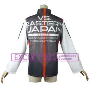 舞台プリンスオブストライド ep5 対抗選抜チーム・ジャージ(上着のみ)風 コスプレ衣装