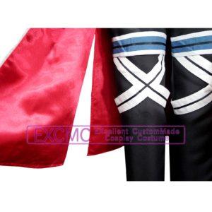 英雄伝説 閃の軌跡Ⅲ 蒼のジークフリード 風 コスプレ衣装