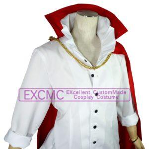 ワンピース(ONEPIECE) サンジ 王様服 風 コスプレ衣装