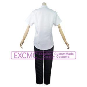 オリジナル・男子用制服 半袖シャツ 風 コスプレ衣装