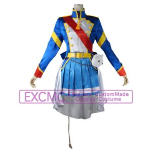 少女歌劇レヴュースタァライト 神楽ひかり レヴュー衣装 風 コスプレ衣装