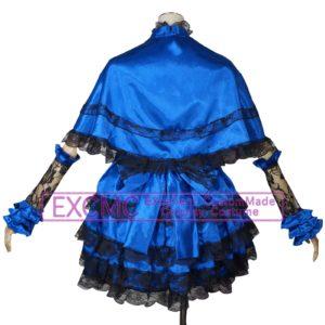 てんかすトリオ 有安杏果 永遠のトリニティ ステージ 風 コスプレ衣装