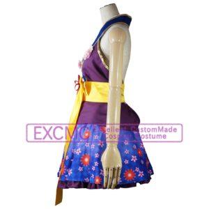 アイドルマスター・シンデレラガールズ 小早川紗枝 美に入り彩を穿つ 羽衣小町 風 コスプレ衣装