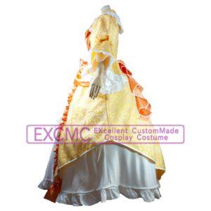 VOCALOID 悪ノ娘 リリアンヌ=ルシフェン=ドゥートゥリシュ 風 コスプレ衣装