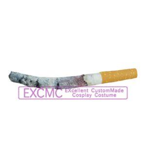 バキ 範馬勇次郎 吸いかけのタバコ 風 コスプレ用アイテム