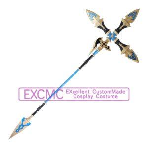 グランブルーファンタジー ゼタ(闇属性ver) 武器 風 コスプレ用アイテム