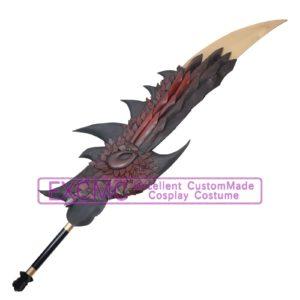 モンスターハンター 炎剣リオレウス 武器 風 コスプレ用アイテム