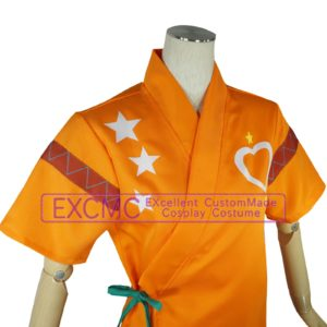 #コンパス 戦闘摂理解析システム マルコス'55 甚平 風 コスプレ衣装