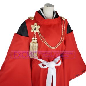 双星の陰陽師 斑鳩士門 風 コスプレ衣装